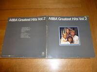 ABBA - Greatest Hits Vol. 2 - Original 1979 French Vinyl LP