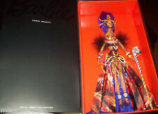 2013 Tribal Beauty Barbie  Direct Exclusive Gold Label LE 6000 In Shipper NEW .