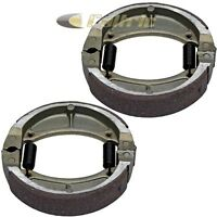 Front & Rear Brake Shoes for Yamaha Lc50 Champ 1980 1981 Cj80 Champ 80 1986