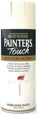 HEIRLOOM WHITE SATIN Fast Dry Spray Paint Aerosol 400ml