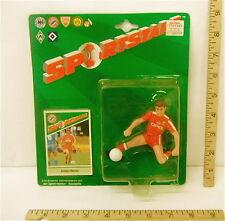 1989 Sportstars Football Soccer Stefan Reuter Figure Bayern Munchen Kenner  NOC