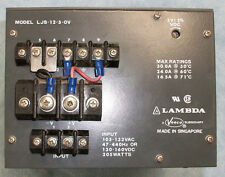 LAMBDA LJS-12-5-OV