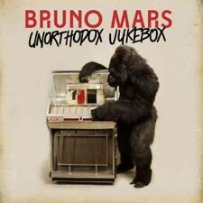Bruno Mars CD Unorthodox Jukebox Clean Locked out of Heaven Young