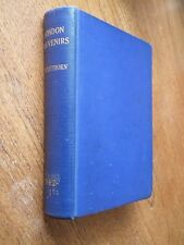 London Souvenirs by Charles William Heckethorn 1899 Chatto & Windus
