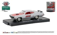 M2 Auto Drivers Series Release 48 '70 Ford Torino Cobra Fast Technology 1/64