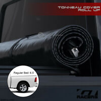 """For 2002-2008/2009 Ram 6.5 Ft 78"""" Short Bed Cab Lock & Roll Soft Tonneau Cover"""
