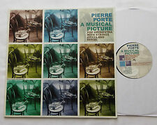 Pierre PORTE A musical picture FRENCH jazz easy listening LP (RE-2001) NEW!!!