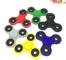 WHOLESALE LOT OF 100 HAND SPINNER TRI FIDGET CERAMIC BALL DESK Toy