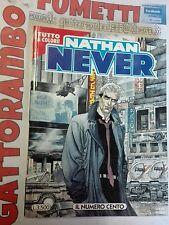 Nathan Never N.100 - Ed.bonelli Ottimo