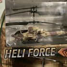 Heli Force Infrared Controlled Helicopter 2009 Winyea Toys NOS Factory Sealed