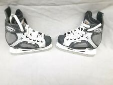 Easton Synergy 700 Eq Kids Ice Hockey Skates Canadian youth boys Size 12