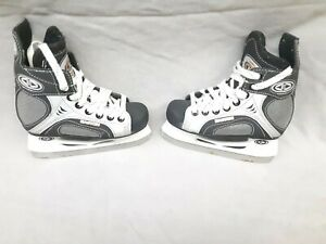 Easton Synergy EQ ~Kids Ice Hockey Skates ~ Canadian Size 12