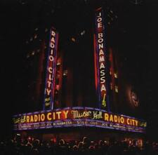 Joe BONAMASSA LIVE AT Radio City Misic Hall CD + DVD * NEW