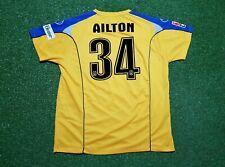 MSV Duisburg Trikot 3XL Uhlsport 2007 2008  Football Shirt Jersey Xella Ailton