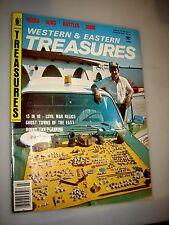 Western & Eastern Treasures, March 1979, metal detecting, treasure hunting
