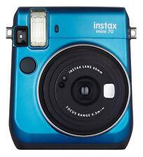 Fujifilm instax mini 70 instant camera ISLAND BLUE