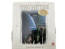 The Thin Red Line Limited Edition VHS Boxed 4 Collector's Stills & 4 Postcards
