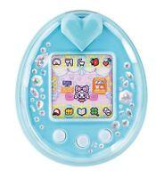 BANDAI Japanese Tamagotchi P's Blue digital pet toy F/S New Japan