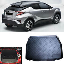 New !  for Toyota C-HR 2016-2017 Rubber Black Rear Boot Cargo Trunk Mat Pad 1pcs