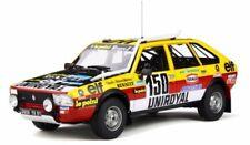 Renault 20 Turbo 4x4 Paris-Dakar 1982 OT821 1:18 Otto Models
