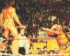 Hulk Hogan signed Hulkamania WWE 8X10 photo picture poster autograph RP