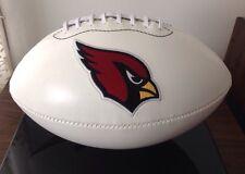 NFL Signature Series Full Size Rawlings Football  Arizona Cardinals