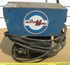 New listing Millermatic 30-E Welder Wire Feeder? Hf-1 30E Welding