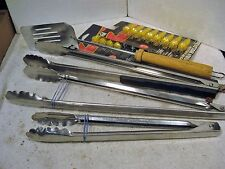 Stainless steel cooking tools