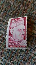 Vintage BRASIL Correio Brazil 1964 Pope Joao XXIII In Memory Unused old  Stamp