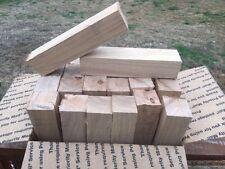 DSS Type Smoker Wood Chunks Competition Grade Apple Jumbo Grilling Sticks
