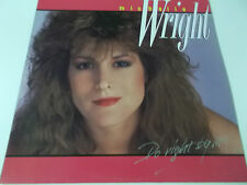 37642 - MICHELLE WRIGHT - DO RIGHT BY ME - 1988 VINYL LP (UNPLAYED)