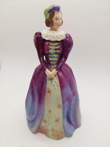 Anne Boleyn Lawton Studio H Watkins Rare Figurine China
