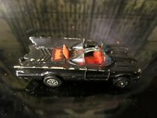Vintage Corgi Juniors 1976 Dc Comics Batmobile Diecast Car Batman