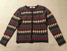 NWOT Dressbarn Women's Wool Blend Cardigan Sweater Size Small #G3