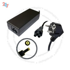 AC Laptop Charger For HP 417220-001 383494-001 65W + EURO Power Cord S247