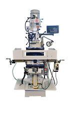 M0S Turret Milling Machine