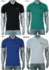 Uomo Emporio Armani EA7 Polo Tshirts Maglietta 4 Colore S-M-L-XL-XXL Nuovo #2