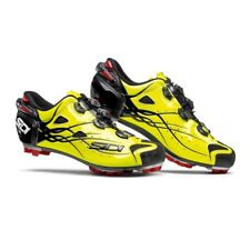 SIDI Tiger MTB Cycling Shoes Bike Shoes Bright Yellow Size 40-46 EUR Italy