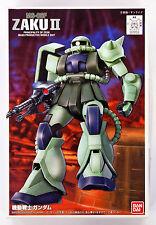Bandai First Grade Gundam FG-03 MS-06F ZAKU II 1/144 scale kit