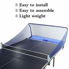 Portable Ping Pong Table Tennis Catcher Net Ball Catch Collecting Net, US