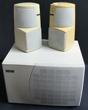ALTEC LANSING: Computer Speakers 2.1 Sub-Woofer ACS-495 White