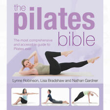 Lynne Robinson Pilates Bible Most Comprehensive and Accessible Guide Book NEW