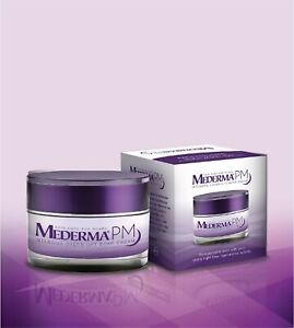 Mederma PM Intensive Overnight Scar Cream Reduces Old & New Scars 30 gm Via USA