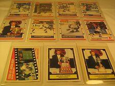 Lot of 11 HOCKEY Cards WAYNE GRETZKY Score 1990's [b5b2]