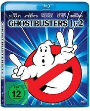 Blu-ray * Ghostbusters I & II (2 Discs) (4K Mastered) * NEU OVP (Teil 1+2)