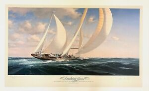 REACHING HOME by John Mecray, Limited Edition Printers Proof 4/15, Signed - FM