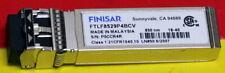 FTLF8529P4BCV FINISAR 16GB SFP 850nm 100M SFP+ TRANSCEIVER 5xAvailable