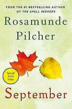 September by Rosamunde Pilcher (2018, Paperback)