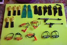 Action Man, 1/6th Scale, Skin Divers Job Lot