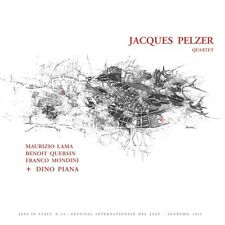 Jacques Quartet Pelzer - Jacques Pelzer QRT [New Vinyl]